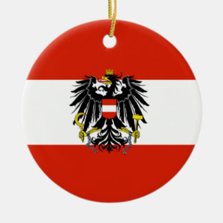 Austria State Flag Ornament