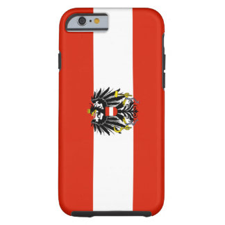 Austria State iPhone 6 case Cas Tough iPhone 6 Case