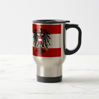 Austria Travel Mug