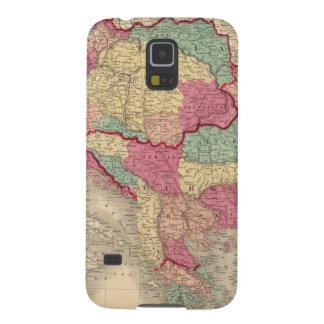 Austria Turkey In Europe and Greece Galaxy S5 Case