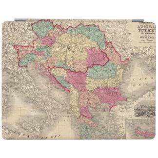 Austria Turkey In Europe and Greece iPad Cover
