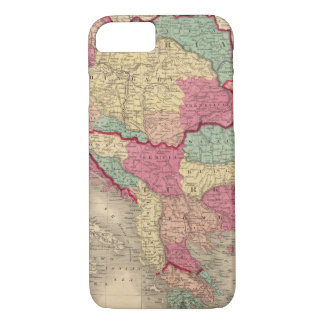 Austria Turkey In Europe and Greece iPhone 8/7 Case