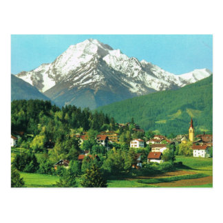Austria, Tyrol, Igles near Innsbruck Postcard