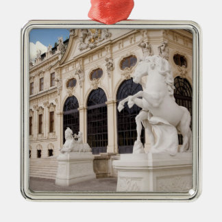 Austria, Vienna, Belvedere Palaces, Upper Christmas Ornament