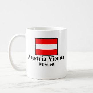 Austria Vienna LDS Mission Mug