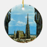 Austria, Vienna, St Stephen's Cathedral Christmas Ornaments