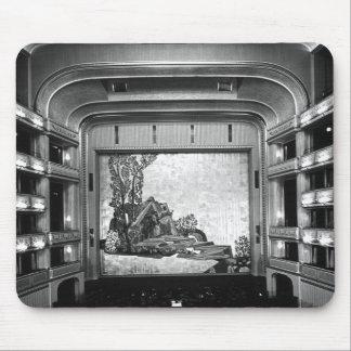 Austria Vienna Staatsoper opera inside 1970 Mouse Pad