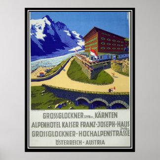 Austria VINTAGE Print