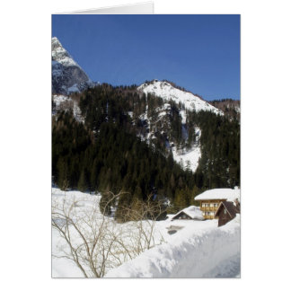 Austrian Alps Card