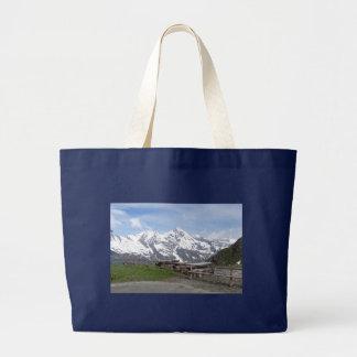 Austrian Alps custom bags - choose style