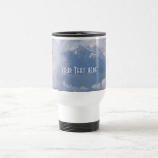 Austrian Alps custom mugs - choose style