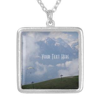 Austrian Alps custom necklace
