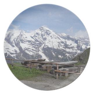 Austrian Alps custom plate