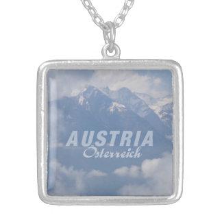 Austrian Alps necklace