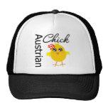 Austrian Chick Mesh Hat
