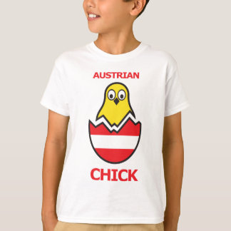 Austrian Chick T-Shirt