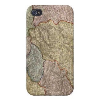 Austrian Dominions Case For iPhone 4