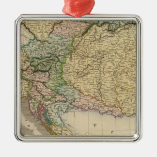 Austrian dominions christmas ornament
