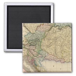 Austrian dominions magnet