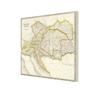Austrian Empire 2 Canvas Print