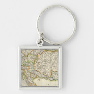 Austrian Empire 2 Key Ring