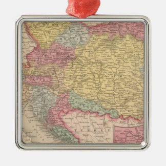 Austrian Empire 3 Christmas Ornament