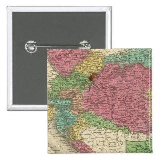 Austrian Empire 5 15 Cm Square Badge