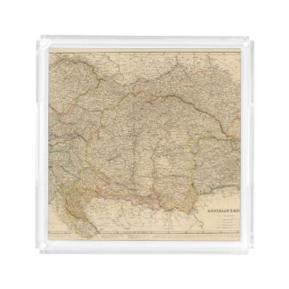 Austrian Empire 5 Acrylic Tray
