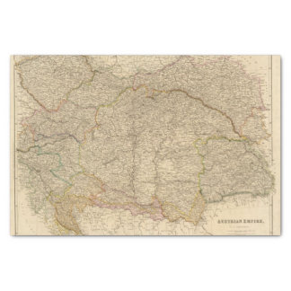 Austrian Empire 5 Tissue Paper