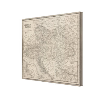Austrian Empire 6 Canvas Print