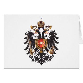Austrian Empire Card