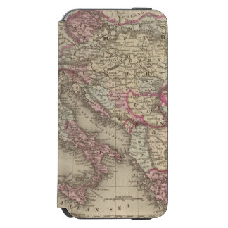 Austrian Empire, Italy, Turkey in Europe, Greece 2 Incipio Watson™ iPhone 6 Wallet Case