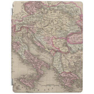 Austrian Empire, Italy, Turkey in Europe, Greece 2 iPad Cover