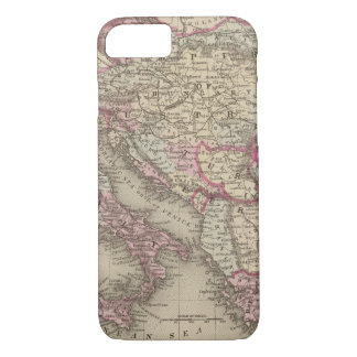 Austrian Empire, Italy, Turkey in Europe, Greece 2 iPhone 8/7 Case