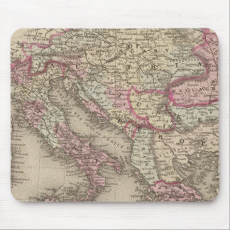 Austrian Empire, Italy, Turkey in Europe, Greece 2 Mouse Mat