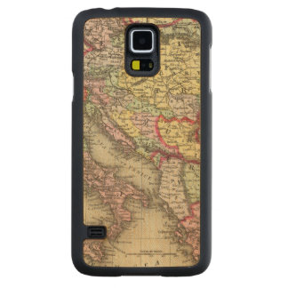 Austrian Empire, Italy, Turkey in Europe, Greece Carved Maple Galaxy S5 Case