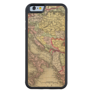 Austrian Empire, Italy, Turkey in Europe, Greece Carved Maple iPhone 6 Bumper Case