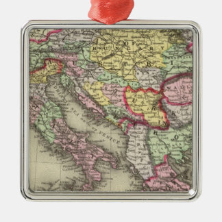 Austrian Empire, Italy, Turkey in Europe, Greece Christmas Ornament