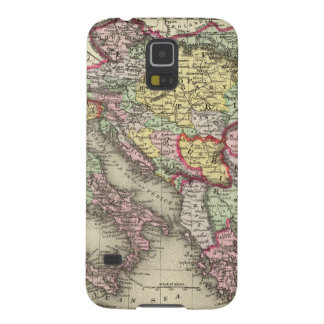 Austrian Empire, Italy, Turkey in Europe, Greece Galaxy S5 Cover