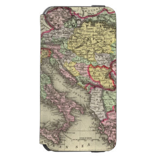 Austrian Empire, Italy, Turkey in Europe, Greece Incipio Watson™ iPhone 6 Wallet Case
