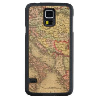 Austrian Empire, Italy, Turkey in Europe, Greece Maple Galaxy S5 Slim Case