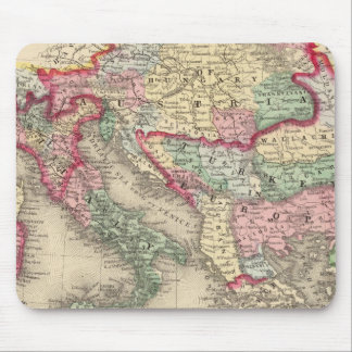 Austrian Empire, Italy, Turkey in Europe, Greece Mouse Mat