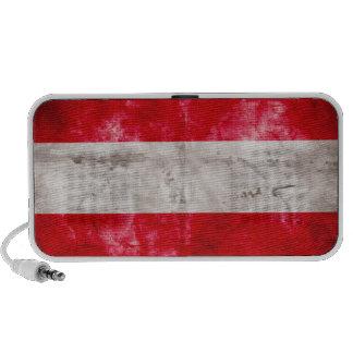 Austrian Flag Travel Speaker