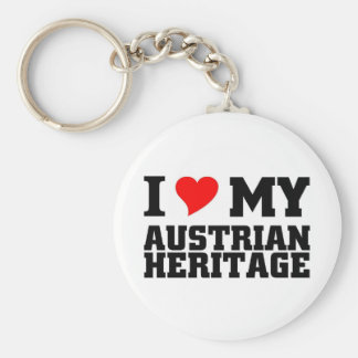 Austrian Heritage Key Ring