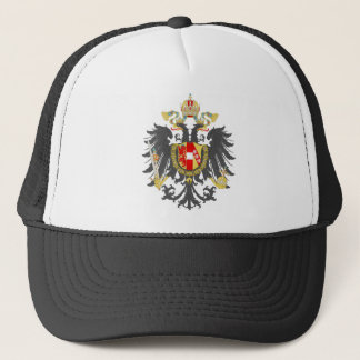 Austrian Imperial Arms Trucker Hat