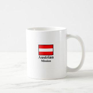 Austrian Mission 1 copy Basic White Mug