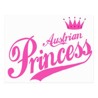 Austrian Princess Post Cards