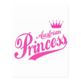 Austrian Princess Postcards