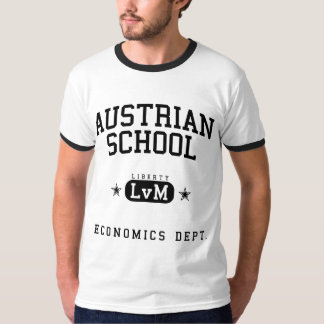 Austrian School Economics Dept. T-Shirt