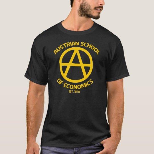 Austrian School of Economics Anarcho Capitalism T-Shirt